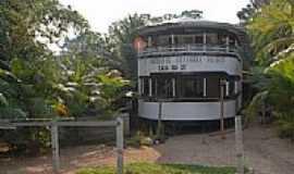 Manoel Urbano - Casa de um pescador-Foto:JEZAFLU=ACRE=BRASIL