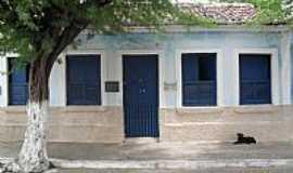 Major Isidoro - Casa onde nasceu Major Isidoro-Foto:Sergio Falcetti