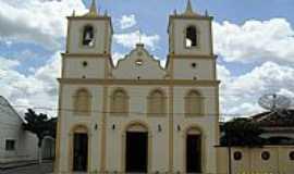 Major Isidoro - Igreja de Santo Antônio em Major Isidoro-Foto:Sergio Falcetti