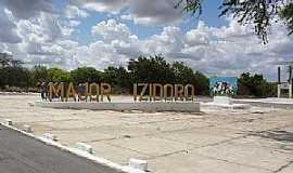 Major Isidoro - Major Izidoro-AL-Entrada da cidade-Foto:www.tribunadosertao.com.br