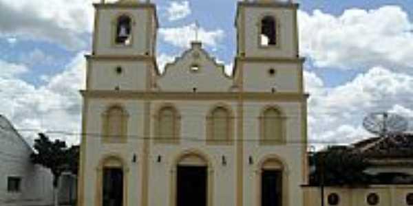 Igreja de Santo Antônio em Major Isidoro-Foto:Sergio Falcetti