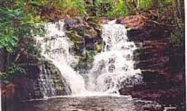 Utinga - Cachoeira de Mariazinha