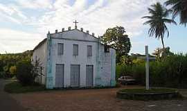 Valença - Valença-BA-Igreja de São Fidélis na estrada-Foto:Helio Queiroz Filho