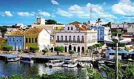 Valença - Valença-BA-Patrimônio Histórico Cultural às margens do Rio Una-Foto:www.guiadoturismobrasil.com