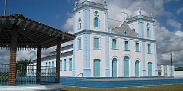 Valença-BA-Igreja de N.Sra.do Amparo-Foto:Helio Queiroz Filho