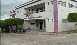 Valente - Valente-BA-Câmara de Vereadores-Foto:www.portalalagoinhasnews.com
