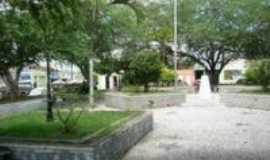 Várzea da Roça - praça da igreja catolica, Por kédima