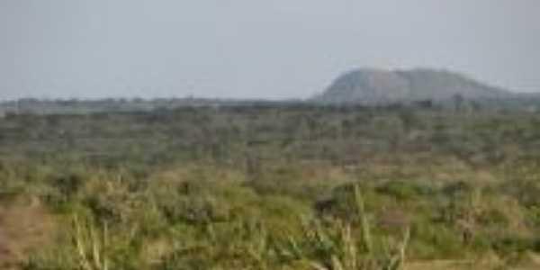 Morro do Jacaré  a 33km da sede, Por Ramon Rios