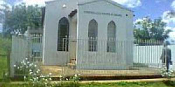 Igreja da Congregação do Brasil na zona rural-Foto:Chu Oliveira