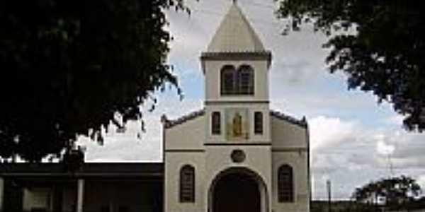 Varzedo Igreja São Roque  por Flavio A Vejar