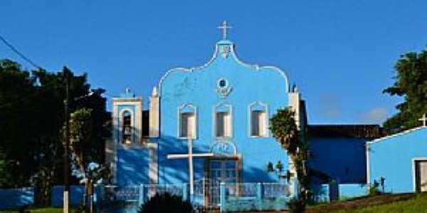 Velha Boipeba-BA-Igreja do Divino Espírito Santo,padroeiro da Ilha de Boipeba-Foto:www.tripadvisor.com.br