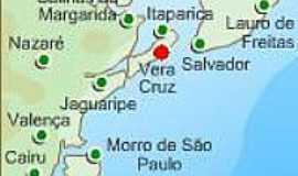 Vera Cruz - Mapa