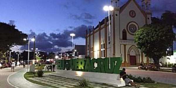Imagens da cidade de Vera Cruz - BA