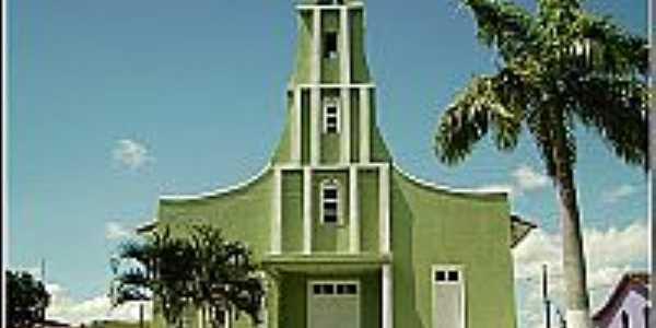 Vereda-BA-Paróquia de São Sebastião-Foto:paroquiavereda