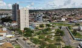 Vitória da Conquista - Vitória da Conquista-BA-Vista parcial da cidade-Foto:achetudoeregiao.com.br