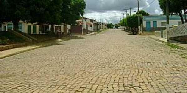 Rua Antônio Jardim