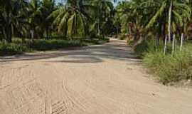 Maragogi - Estrada de Pontal de Maragogi-Foto:enioprado