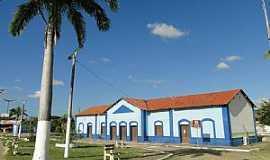 Acarape - Acarape-CE-Antiga Estação Ferroviária-Foto:Mádson Hermanny