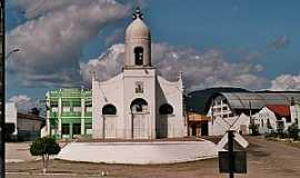 Acarape - Acarape-CE-Praça e Matriz de São João Batista-Foto:Krewinkel-Terto de Amorim