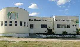Acarape - Acarape-CE-Prefeitura Municipal-Foto:Mádson Hermanny