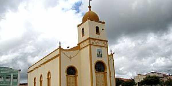 Acarape-CE-Matriz de São João Batista-Foto:Vicente A. Queiroz