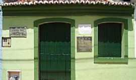 Acaraú - Casa onde nasceu Pe.Antônio tomáz,O Principe dos Poetas, em Acaraú-CE-Foto:erasmoandrade