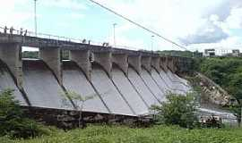 Acopiara - Acopiara-CE-Barragem Dr.Tibúrcio Soares Valeriano Diniz-Foto:Valdécio Pinheiro