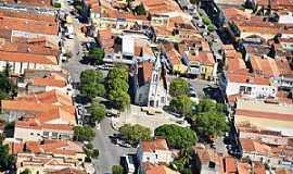 Acopiara - Acopiara-CE-Vista aérea do centro-Foto:Valdécio Pinheiro