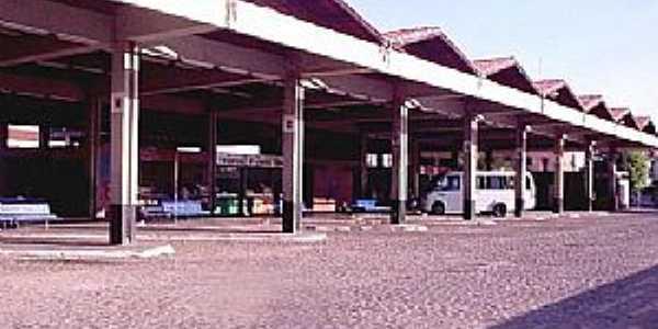 Acopiara-CE-Terminal Rodoviário-Foto:moreiragaspar