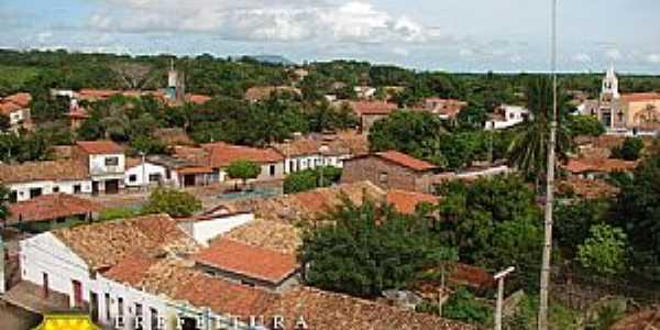 Adrianópolis-CE-Vista parcial da cidade-Foto:granja.ce.gov.br