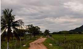 Aguaí - Aguaí-CE-Estrada rural do Distrito-Foto:ARAGÃO