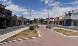 Maravilha - Maravilha-AL-Avenida central-Foto:Barco do espaço Leite