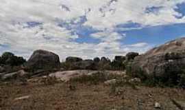 Maravilha - Maravilha-AL-Pedras no S�tio Arqueol�gico-Foto:Barco do espa�o Leite