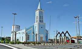 Aiuaba - Aiuába-CE-Igreja Matriz-Foto:WLuiz