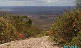 Aiuaba - Aiuába-CE-Ladeira da Serra dos Bois-Foto:Charliane