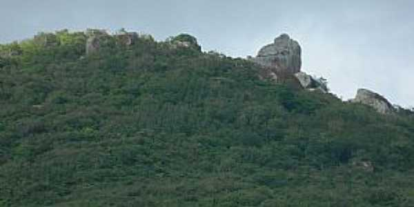 Alcântaras-CE-Pedra do Frade-Foto:José Alcântara