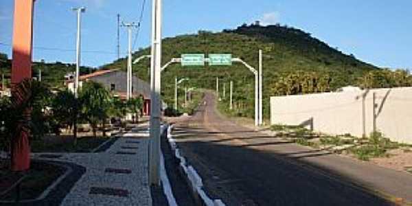 Alcântaras-CE-Saída para Sobral-Foto:José Alcântara