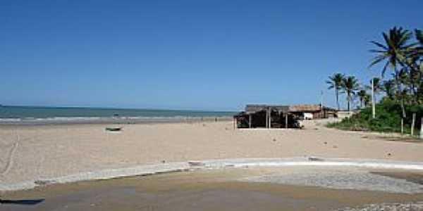Almofala-CE-Praia de Almofala-Foto:Luiz Fabricio