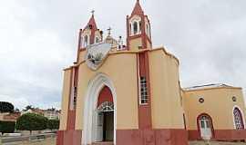 Altaneira - Altaneira-CE-Matriz de Santa Tereza D´Ávila-Foto:Vicente A. Queiroz