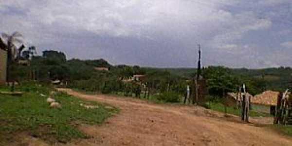 Altaneira-CE-Entrada do Distrito-Foto:John Deywid de Brito Camilo