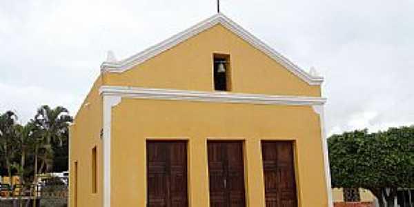 Altaneira-CE-Igreja de São José-Foto:Vicente A. Queiroz