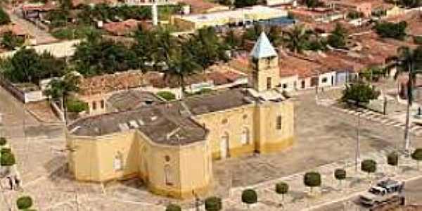 Altaneira-CE-Matriz de Santa Tereza D´Ávila-Foto:paracatumemoria.wordpress.com