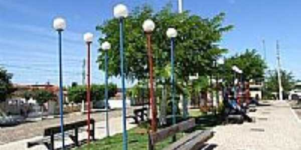 Praça do Hospital-Foto:darleybarreto