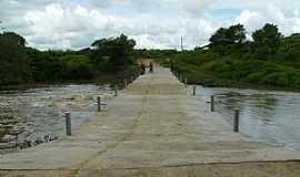 Amanaiara - Amanaiara-CE-Ponte sobre o Rio Juré-Foto:Antonio Evandro
