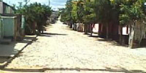 Rua Raimundo Chaves-Foto:Antonio Evandro