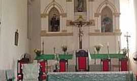 Marechal Deodoro - Interior da Igreja Matriz de Marechal Deodoro-Foto:Elizabeth Kaminski