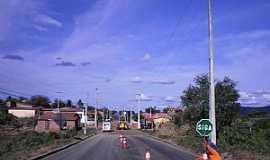 Amanari - Amanarí-CE-Entrada da cidade-Foto:copaengenharia.com.br