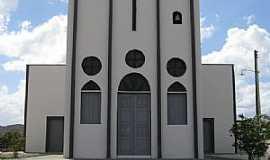 Amanari - Amanarí-CE-Igreja de São João Batista-Foto:Francisco Edson Mendonça