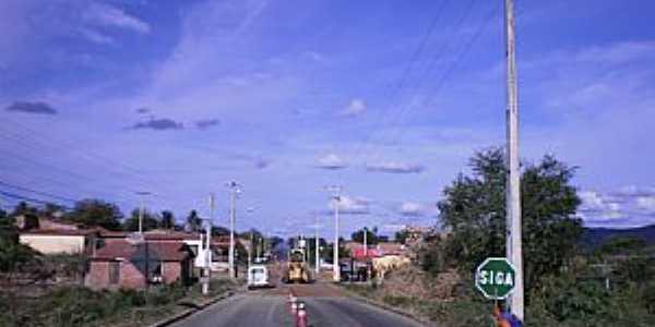 Amanarí-CE-Entrada da cidade-Foto:copaengenharia.com.br
