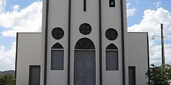 Amanarí-CE-Igreja de São João Batista-Foto:Francisco Edson Mendonça